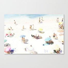 beach XXI Canvas Print