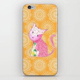 Meow Cat iPhone Skin