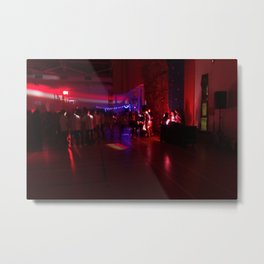 Party for one Metal Print