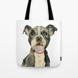 Puppy Eyes Tote Bag
