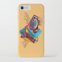 stockholm iPhone & iPod Cases featuring Stockholm Syndrome by Eugenia Loli