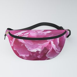 Pink Peony Fanny Pack