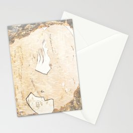 Found Her in Fingal's Cave Stationery Cards