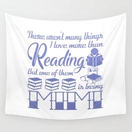 Reading Mimi Wall Tapestry