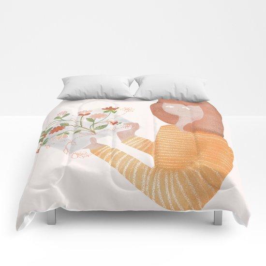 Wonders Of The World Comforters