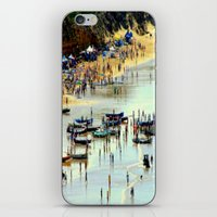 rowing iPhone & iPod Skins featuring Rowing Regatta by Chris' Landscape Images & Designs