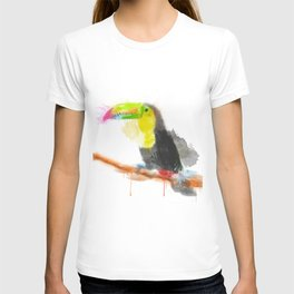 Watercolor Toucan T-shirt