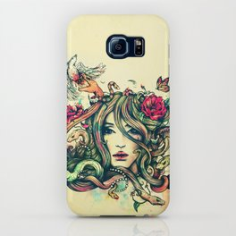 Beauty Before Death iPhone Case
