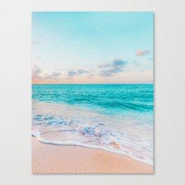 Ocean Bliss #society6 #society6artprint #buyart Canvas Print