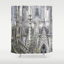 Christianity Shower Curtain