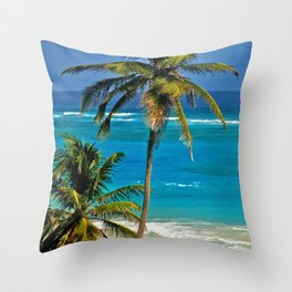 SEA DREAMING Throw Pillow