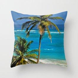 SEA DREAMING Throw Pillow