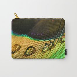 Colors Water Drops Carry-All Pouch