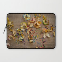 color trail Laptop Sleeve