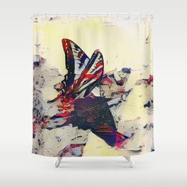 For a Brief Moment... Shower Curtain