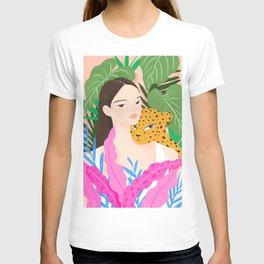 Lean on Me T-shirt