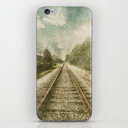 Safe Travels iPhone Skin