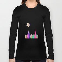 Saturn Long Sleeve T-shirt