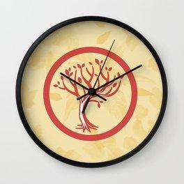 Amity Manifesto Wall Clock
