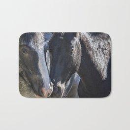 Bachelor Stallions - Pryor Mustangs Bath Mat