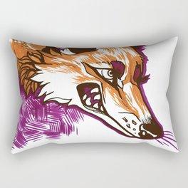 the hunted strikes back Rectangular Pillow