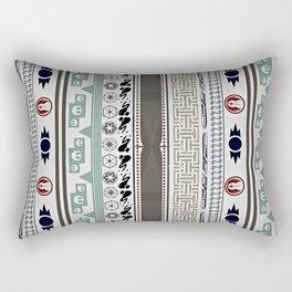 Tribal Print (Inspired by Star Wars) Rectangular Pillow