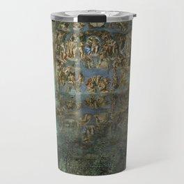 Apocalyptic Vision of the Sistine Chapel Rome 2020 Travel Mug