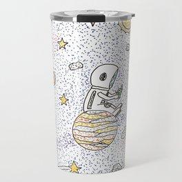 Need space, alone Travel Mug
