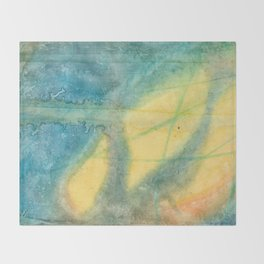 Unity - 22 Watercolor Painting Throw Blanket
