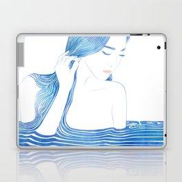 Water Nymph LXIX Laptop & iPad Skin