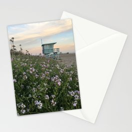 will rogers flowers Stationery Cards