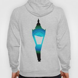 Concentric Lamppost  Hoody