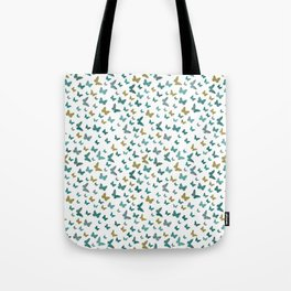 butterflies_yellow Tote Bag