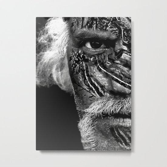 Ignoto 3 Metal Print