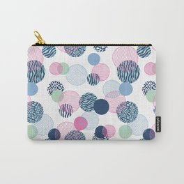 Pattern Clash Carry-All Pouch