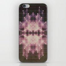 Explosive field iPhone & iPod Skin
