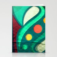 planets Stationery Cards featuring Planets by VessDSign