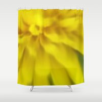 happiness Shower Curtains featuring Happiness by Geni