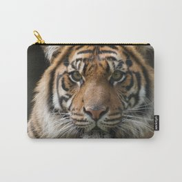 Look into my eyes by Teresa Thompson Carry-All Pouch