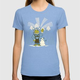 Winter In Germany T-shirt