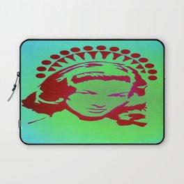 Bacall Beach Icon Laptop Sleeve