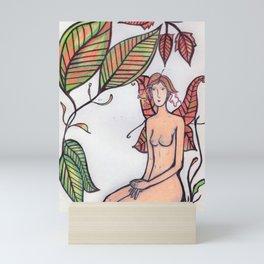 Fall In Love Mini Art Print