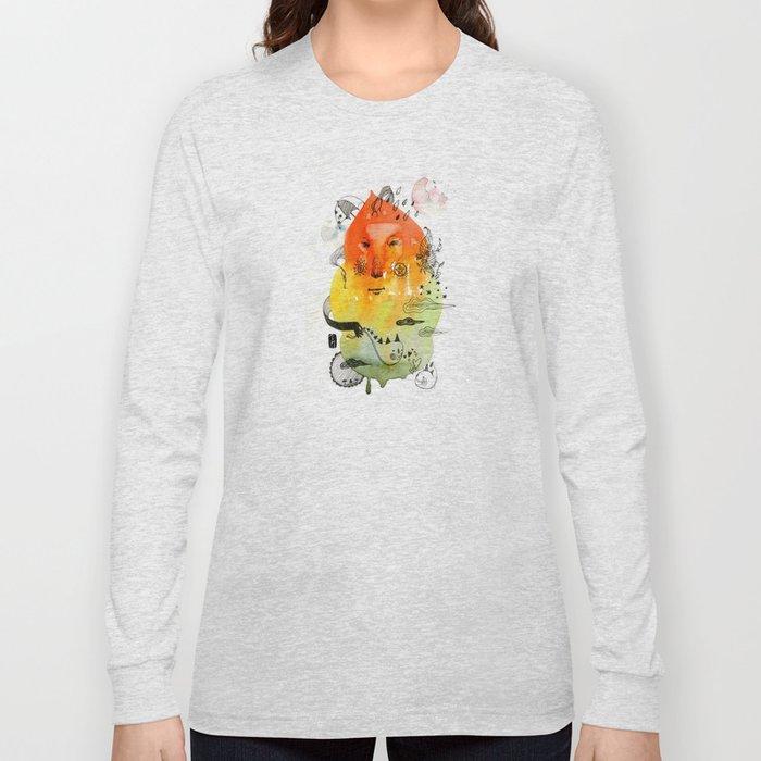 OrangeCloud Long Sleeve T-shirt