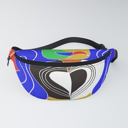 She's a Masterpiece Fanny Pack
