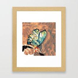 Catafloria Framed Art Print