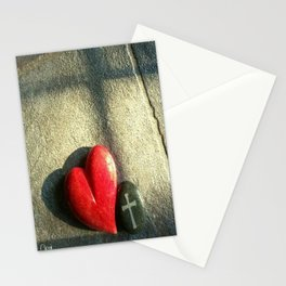 """""""Heart and Soul"""" Stationery Cards"""