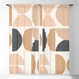 Minimalist #30 Blackout Curtain