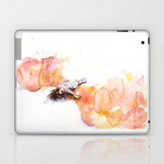 take off in flight Laptop & iPad Skin