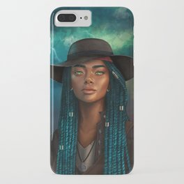Storm Mistress iPhone Case