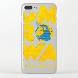 come from away Clear iPhone Case